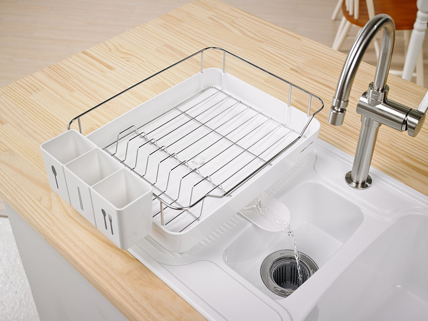 Kitchen Dish Rack Amazoncom Simple Kitchen Sinkware Dish Rack Dish Drying Rack