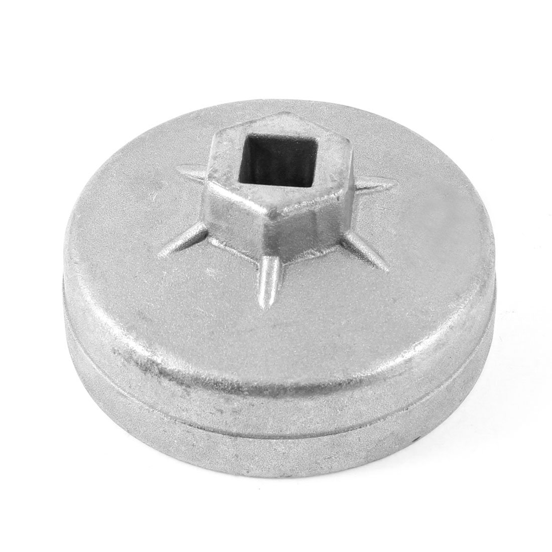 uxcell Auto Car 13mm Drive 75mm 14 Flutes Oil Filter Cap Wrench Socket Cup