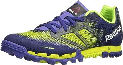 Reebok Super Todo Terreno de la Mujer Running Shoe: Amazon.es: Zapatos y complementos