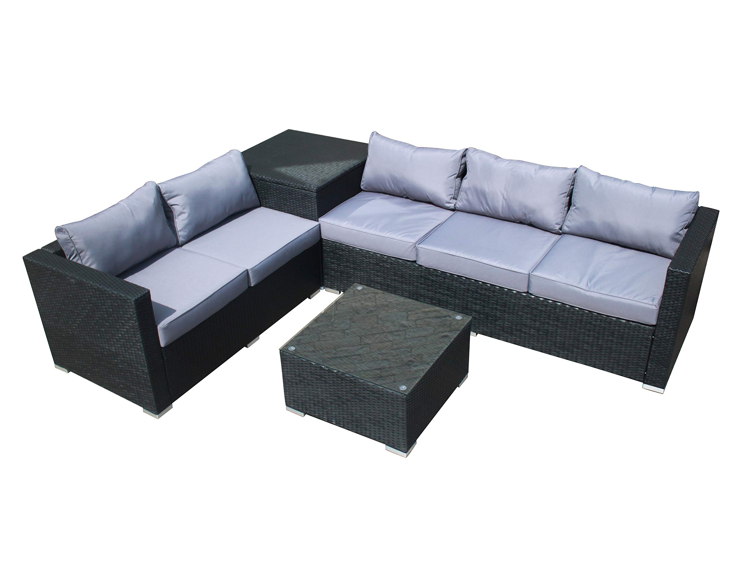 Better Homes And Gardens Replacement Cushions Azalea Ridge, Rattan Outdoor Garden Furniture Corner S Buy Online In Gibraltar At Desertcart