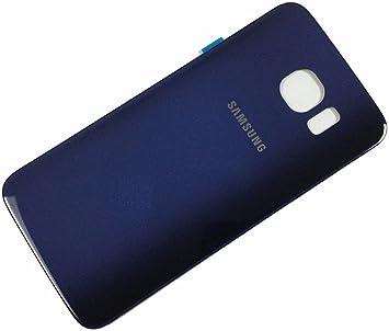 Ilovemyphone Tapa Bateria para Samsung Galaxy S6 Edge G925F Azul Oscuro Back Cover Trasera: Amazon.es: Electrónica
