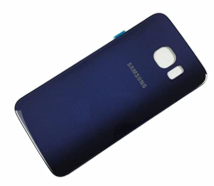 Tapa Bateria para Samsung Galaxy S6 Edge G925F Azul Oscuro Back Cover Trasera - Ilovemyphone