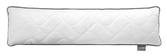 Traumnacht TopCool Seitenschläfer-/ Still-/ Schwangerschaftskissen, mit atmungsaktiver TopCool Funktionsfaser, 40 x 145 cm, W