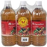 M Carrefour Red Vinegar 3 Pieces - 946 ml