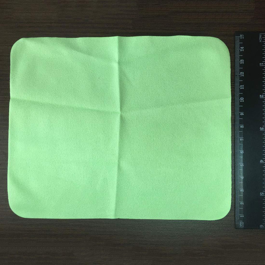 uu19ee Lentes de Limpieza pa/ño de Microfibra Toalla de Cocina pa/ño de Limpieza Gafas de Gamuza Lentes de Limpieza