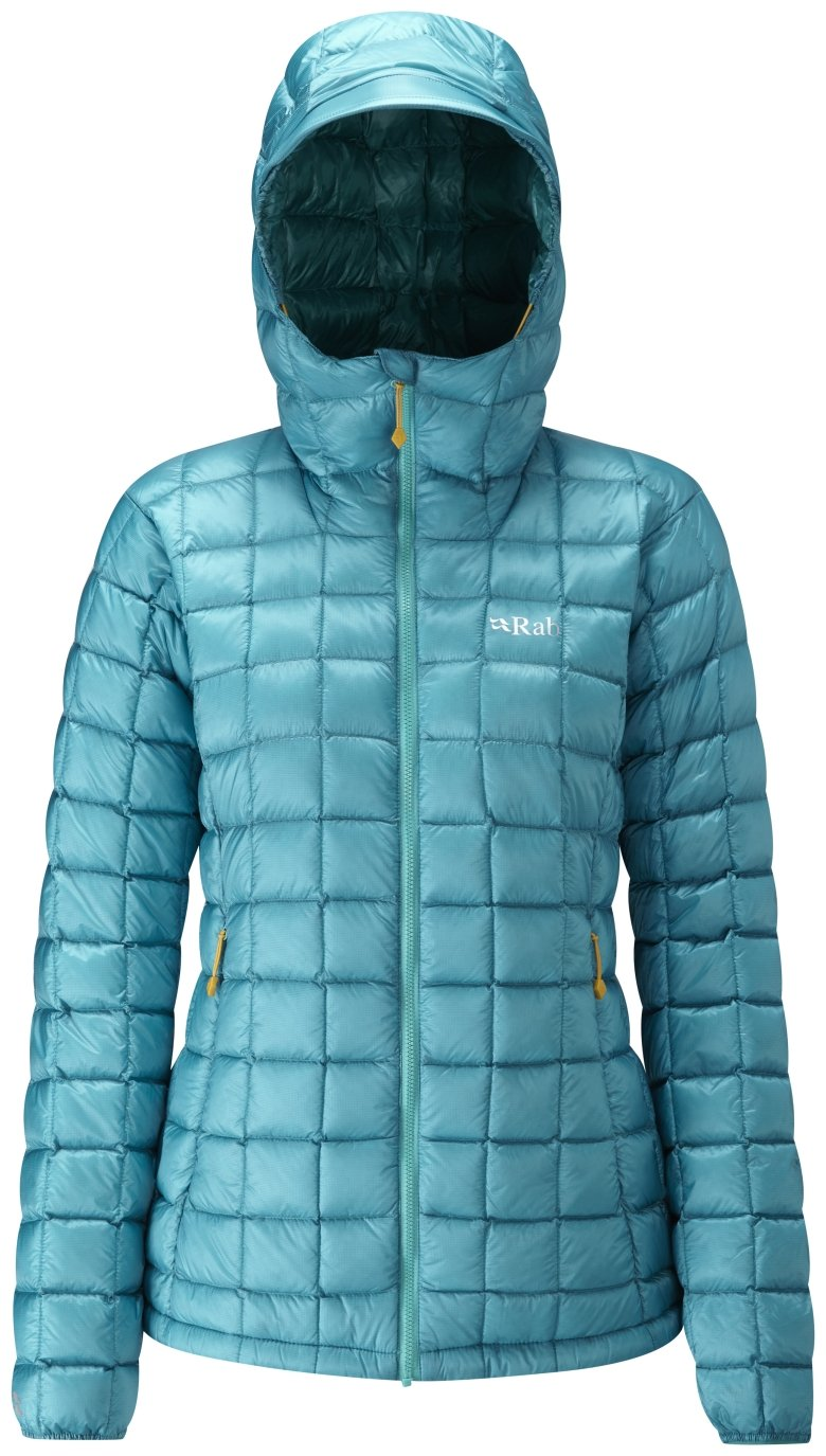 Rab Continuum Jacket - Women's Seaglass/Serenity Medium