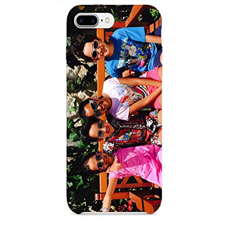 Amazon.com: Personalizado añadir tu foto iPhone 7 Plus Funda ...