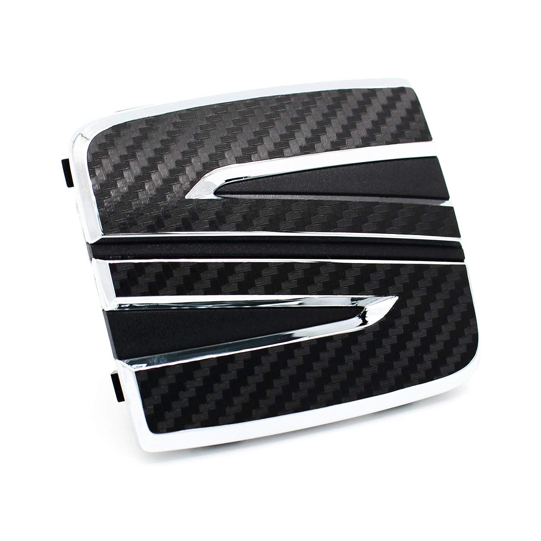 Juego de emblemas Seat SE01 para parte delantera y trasera de la marca Finest-Folia