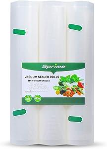 Vacuum Sealer Bags for Food Saver Seal a Meal 3 Rolls 11