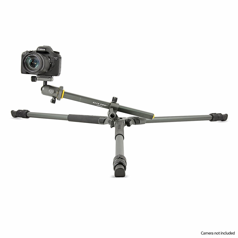 Canon DSLR Cameras 264AT Aluminum Tripod with Multi-Angle Center Column for Sony Vanguard Alta Pro 2 Nikon