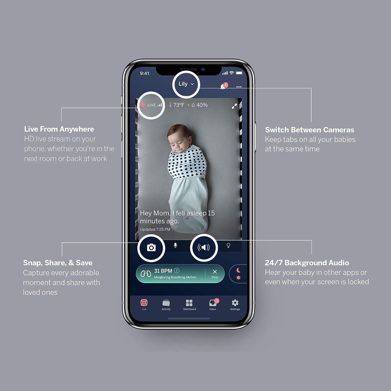 Amazon.com: Nanit Plus - Soporte para cámara y suelo: Baby