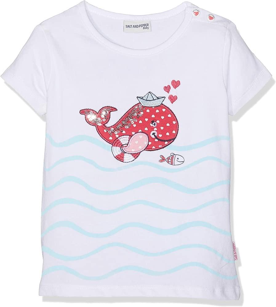 SALT AND PEPPER Baby-M/ädchen T-Shirt