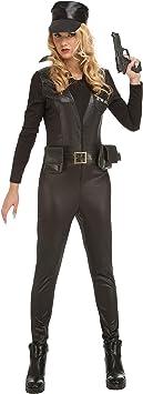My Other Me Me-204281 Disfraz SWAT para niña, S (Viving ...