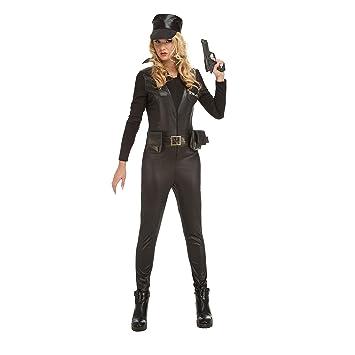 My Other Me Me-204280 Disfraz SWAT para niña, XS (Viving Costumes ...