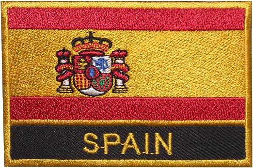 Parche bordado con la bandera nacional del Real Imperio de ...