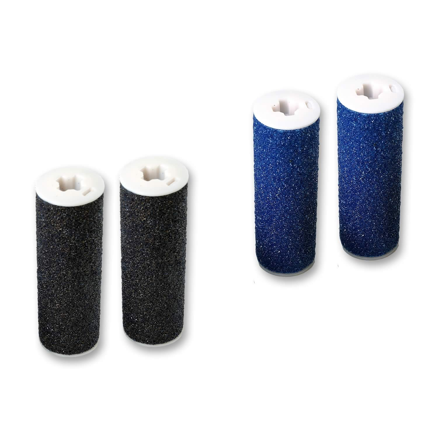 Replacement Roller Refill for Bodiance Style Callus Removers (pack of 4)