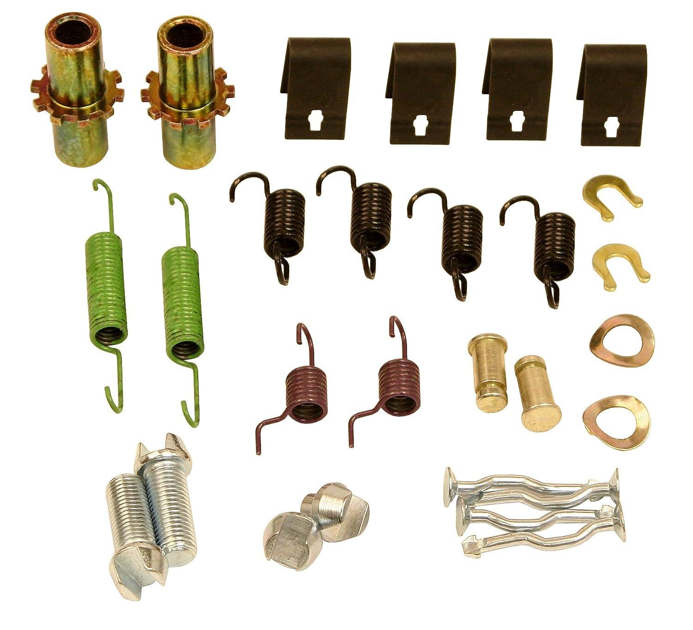 Beck Arnley 084-1691 Emergency Brake Shoe Hardware