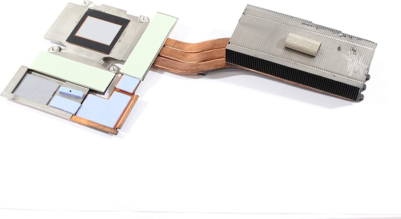 Dell AlienWare M17x R3 GPU Video Card Cooling Heatsink V1K2G