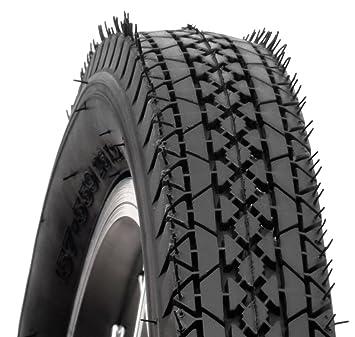 Schwinn Cruiser Tire Bike with Kevlar Black, 26 x 2.12-Inch