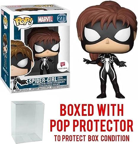 Amazon.com: Funko POP. Marvel: Spider-Girl (Anya Corazon ...