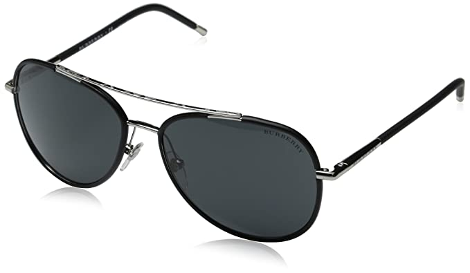 985a5b06f389 Image Unavailable. Image not available for. Colour  Burberry Men s BE3078J  Sunglasses ...