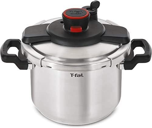T-fal P45009 Clipso Stainless Steel Dishwasher Safe PTFE PFOA