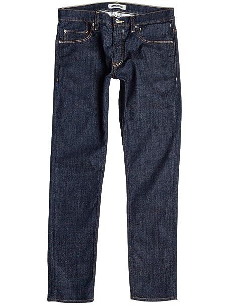 Hombre - Pantalones vaqueros Quiksilver Distorsion Rinse 32 ...
