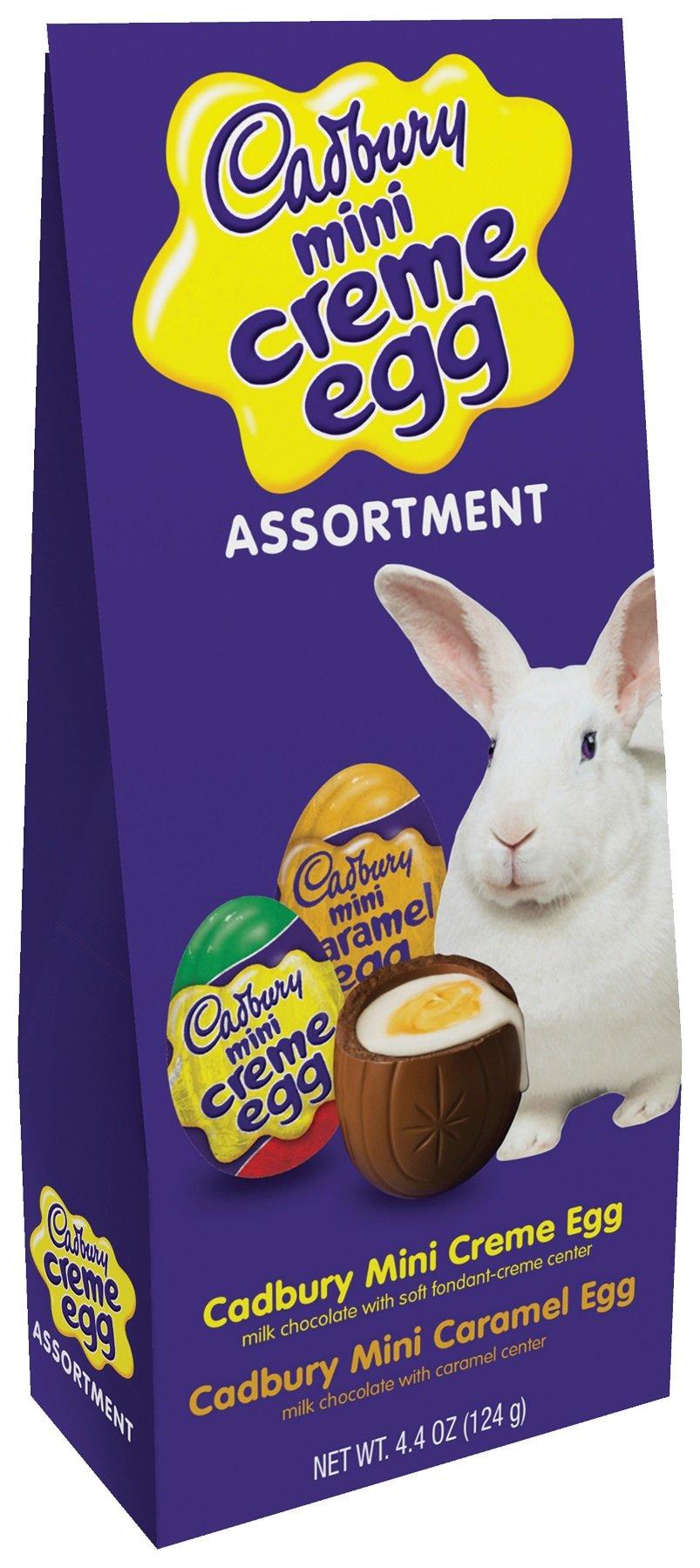 CADBURY Mini Crème Eggs Assortment, 4.4 Ounce (Pack of 24) by Cadbury
