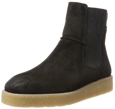 the latest 0a03f 689ce Marc O'Polo Damen Flat Heel 70914295001304 Chelsea Boots