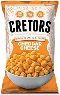 product image for G.H. Cretors Popcorn Just The Cheese Corn, 6.5-Ounce Bags (Pack of 12)