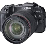 Canon EOS RP Mirrorless Camera with RF 24-105mm F/4L IS USM Lens, Black - 3380C012