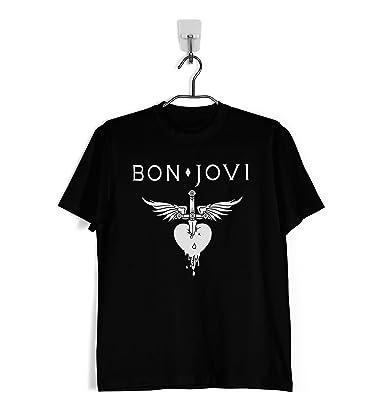 Ropa4 Camiseta Bon Jovi JwGE4tiREZ