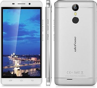 Ulefone Metal - 4G Smartphone Libre Android 6.0 Multitáctil (Pantalla Hd 5.0\