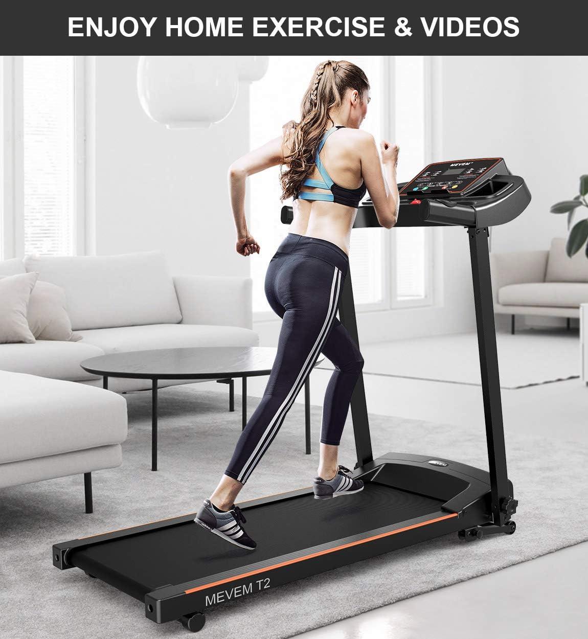 Free Amazon Promo Code 2020 for Treadmill Electric Folding Treadmills