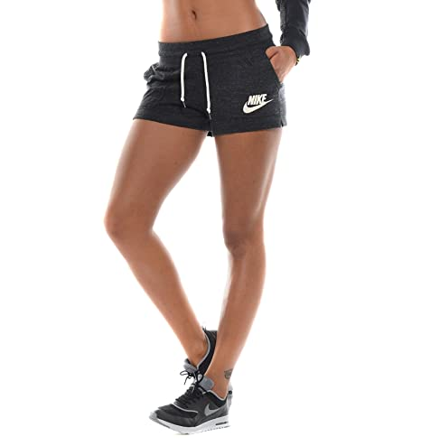 Nike Women's Gym Vintage Shorts (Sz X-Small) 813874-010