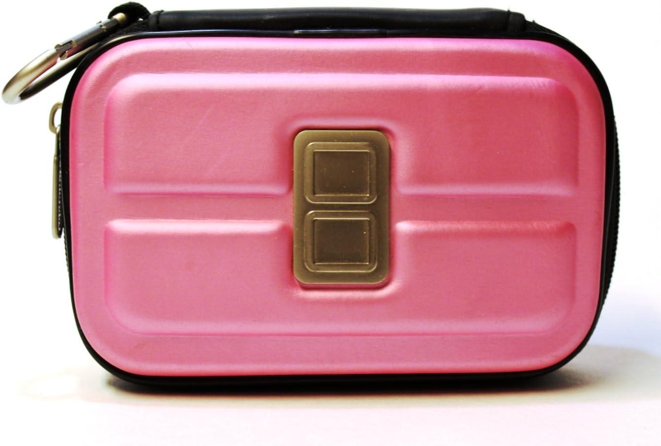 Game Traveler Nintendo DS Case - Pink by ALS Industries: Amazon.es: Videojuegos