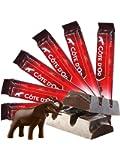 Cote D'or克特多金象 【镇店之宝】比利时进口 进口巧克力口味可选 (牛奶巧克力条装47g*6)
