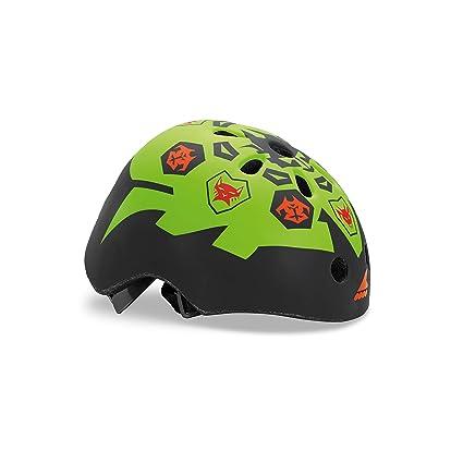 Rollerblade Twist JR Helm 2018 Black/Lime: Amazon.es ...