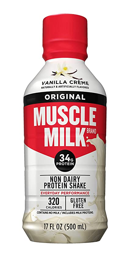 Cytosport Muscle Milk RTD Vanilla Creme - 12 Unidades
