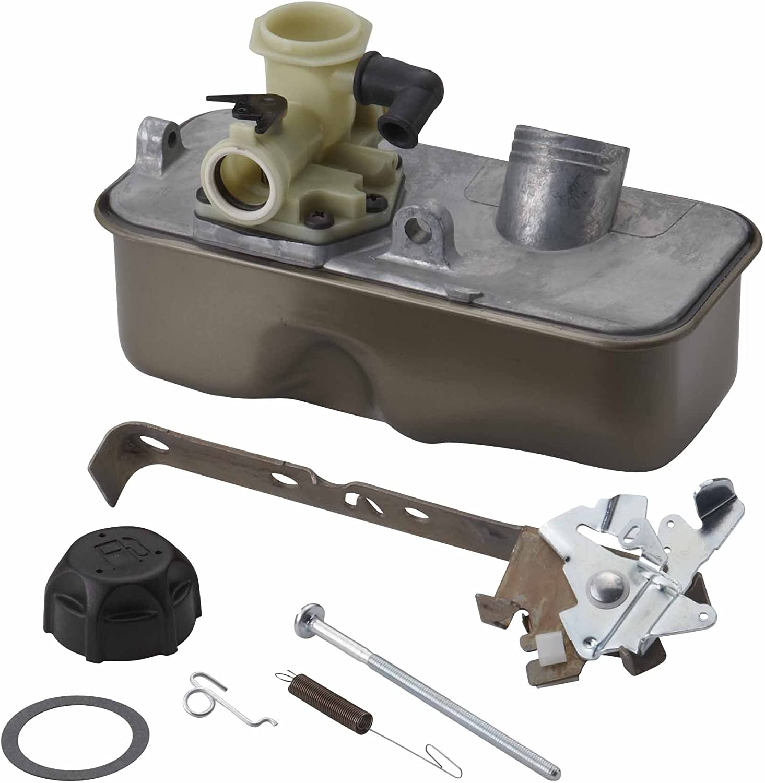 Amazon.com : Briggs & Stratton 495912 Carburetor and Tank Kit : Lawn And  Garden Tool Replacement Parts : Garden & OutdoorAmazon.com