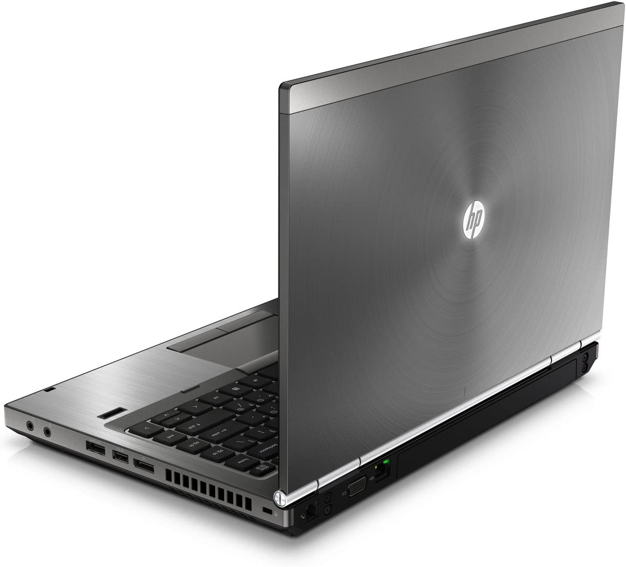 HP EliteBook 8460P 14-inch Notebook PC - Intel Core i5-2520M 2.5GHz 8GB 250GB Windows 10 Professional (Renewed)