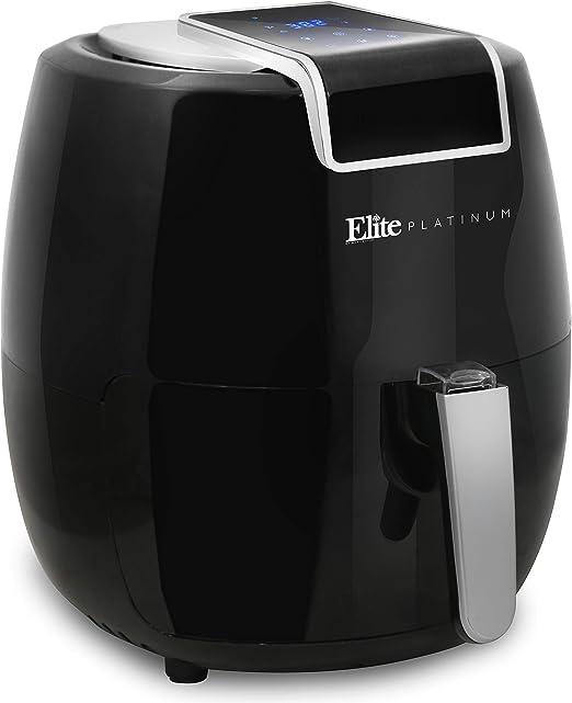Elite Platinum EAF-1800H Freidora de aire digital eléctrica sin ...