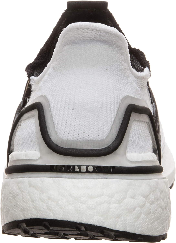 Adidas Ultra Boost 19 Mens Running Shoe Black 9 5 Road Running