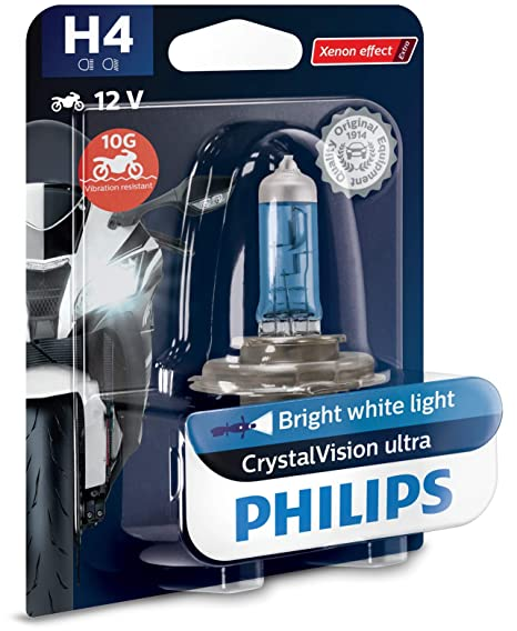Philips MT-PH 12342CVUBW Bombillas H4