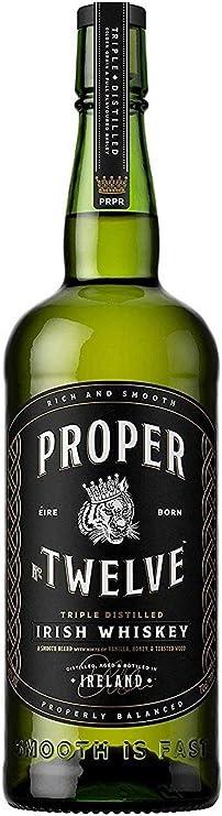 Proper - No.Twelve 12 Connor McGregor Irish - Whisky: Amazon.es: Alimentación y bebidas