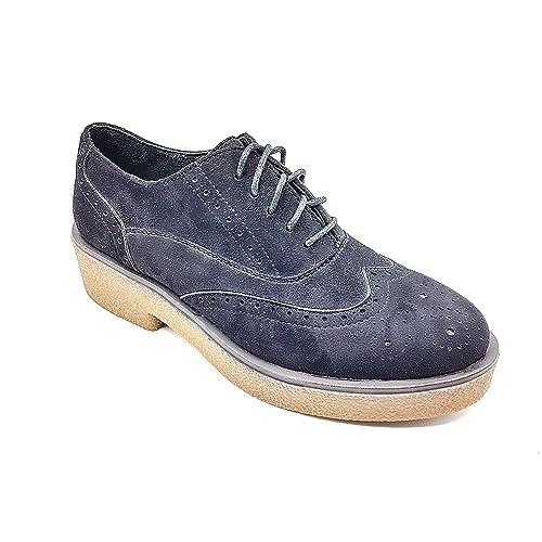 Cestfini Ladies Botines Bajo Plataforma, Zapatos Cordones Moda para Mujer Balck37: Amazon.es: Zapatos y complementos