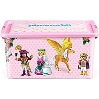 Playmobil - Caja de almacenaje de plástico 13