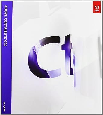 Adobe Contribute Creative Suite CS5 6 para Windows