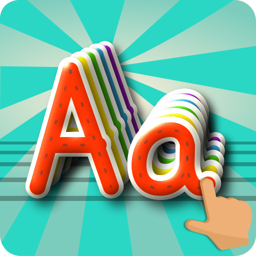 LetraKid - Writing ABC for Kids. Kids Learn to Write the Alphabet. Trace Letters and Numbers. ABC & 123 Writing for Kids and Toddlers. Handwriting Letters for School.