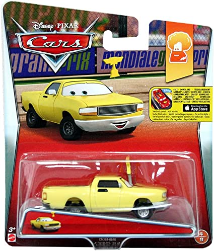 Amazon Com Disney Pixar Cars Piston Cup Race Fan Diecast Vehicle